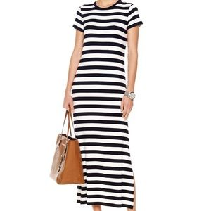 Michael kors maxi dress with 2 side splits